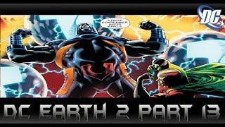 ที่มั่นสุดท้ายที่แลกมาด้วยชีวิต Earth 2 Part 13 - Comic World Daily