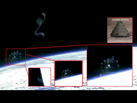 NASA UFO sighting Big ufo nasa cuts live space feed 2016