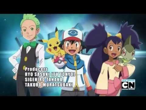 Pokémon - Opening 16 Adventures in Unova English - It's Always You and Me