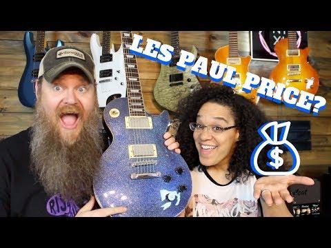 Les Paul Sparkle Guitar? Guitar Tab vs Notation? New CMG Guitars?