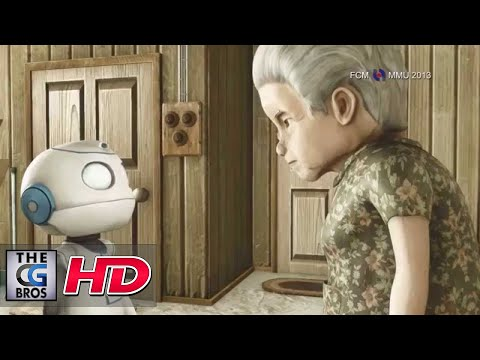"CGI 3D Animated Short ""Changing Batteries"" - by Sunny Side Up Productions"