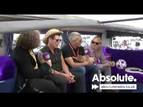 The Specials interview at V Festival 2009 on Absolute Radio