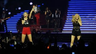 Taylor Swift Ft. Ellie Goulding - Burn (DVD The RED Tour) Bônus