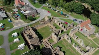 Durham Finchale Priory