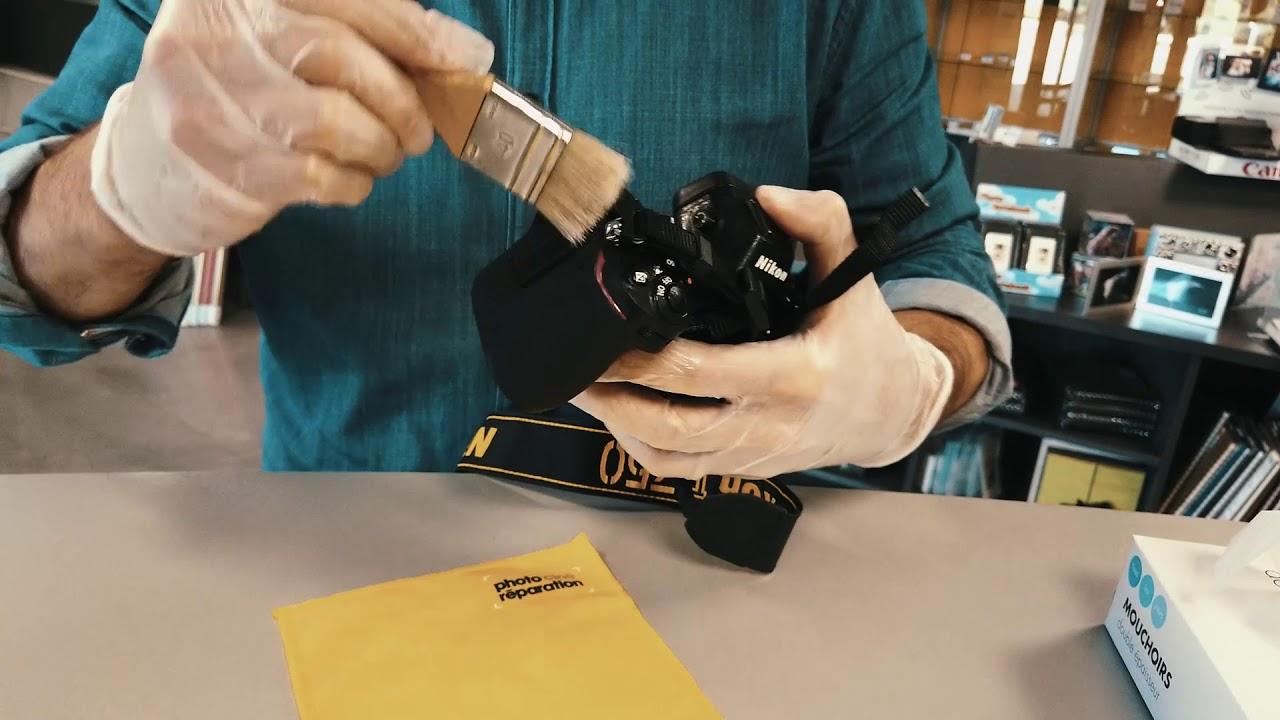 Comment bien décontaminer son appareil photo pour le Covid-19 ?