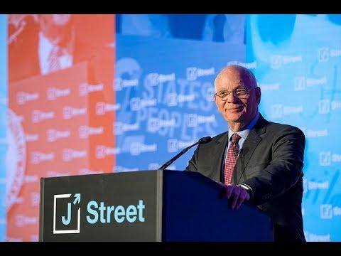 Senator Ben Cardin Addresses J Street's 2018 National Conference
