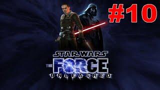 Star Wars The Force Unleashed Walkthrough Part 10 Maris Brood
