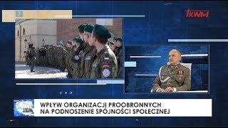 Stan bezpieczeństwa państwa: Wpływ organizacji proobronnych na podnoszenie spójności społecznej
