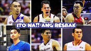 16 Possible Substitute Players If 9 Gilas Players Will Be Suspended By FIBA | Gilas-Boomers Brawl