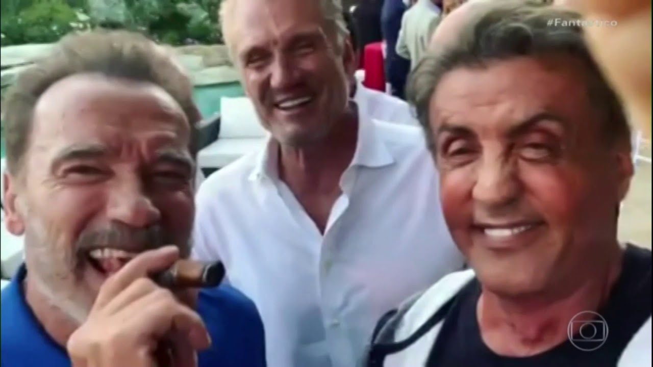 Rambo - Até o Fim/Last Blood/Sylvester Stallone (John Rambo) - Fantástico 22/09/2019