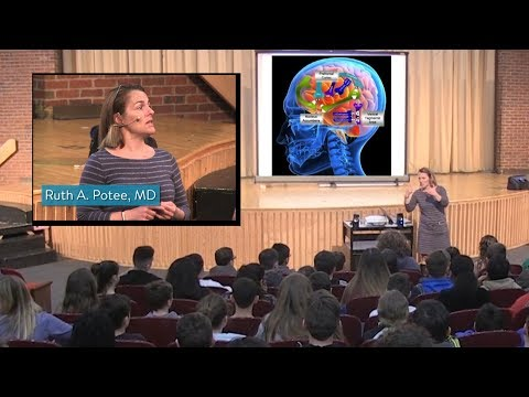 Vaping, Marijuana, And The Effects On The Adolescent Brain With Dr. Ruth Potee