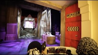 Ghostbusters - Trackless Dark Ride : MotionGate (Dubai Parks and Resorts)