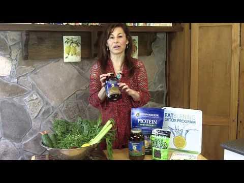 How To Use Spirulina During The Program:Fat Burning Detox 2011