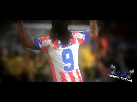 Radamel Falcao - El Tigre 2012_2013 _ Best Moments in Atletico Madrid _HD