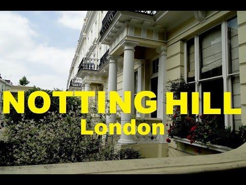 LONDON: Notting Hill