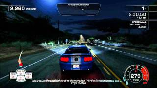 Need For Speed Hot Pursuit HP Event (  Ford Shelby GT500 Super Snake ) HD