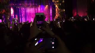 Kid Cudi Releaser live at the Mesa Amphitheater Mesa Az 2017
