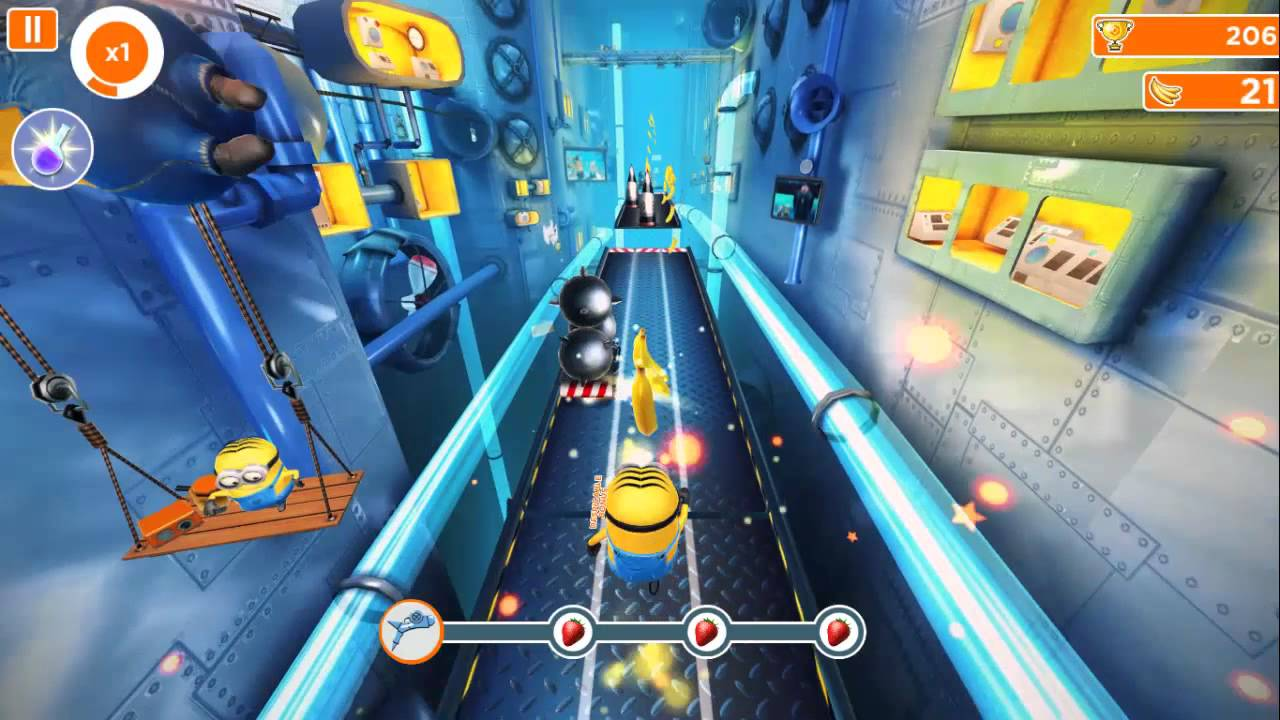Despicable me: minion rush 4. 1. 2. 5 download for pc free.