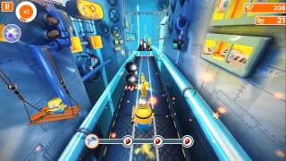Despicable Me minion rush PC Gameplay on windows 8/8.1 [HD]
