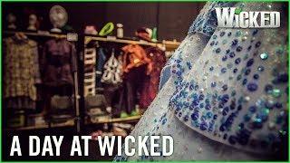 Wicked - 2013-14 London Cast Photo Shoot Sneak Peek