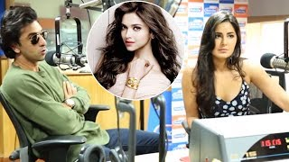 Ranbir Kapoor TAUNTS Katrina Kaif by taking Deepikas NAME