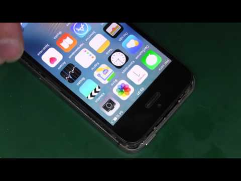 IPhone 5s теряет сеть / IPhone 5s Loses Network