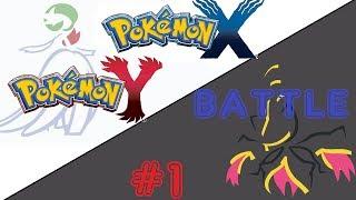 Battle Pokemon X & Y - #1 - Adventure Time! (Vs Milanista96luca)