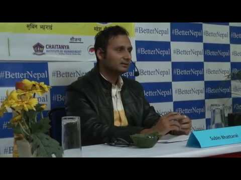 Novel Writing Workshop (Subin Bhattarai session) Part-1