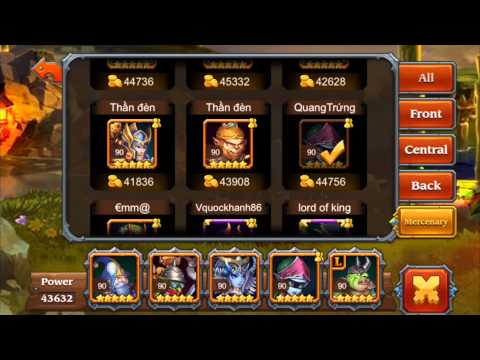 Heroes Charge LV 90 how to kill Lord of Cave in OutLand Portal difficulty 6 step by step