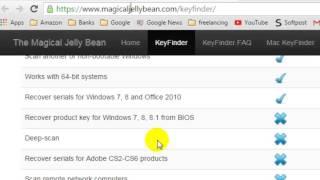 windows 7 product key finder bios