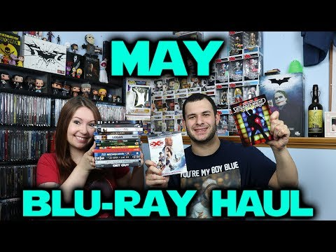 May Blu-ray Haul!