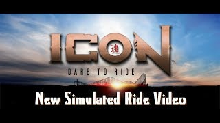 Blackpool Pleasure Beach - New Icon Simulation! UK Theme Parks