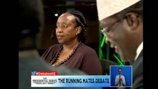 LIVE UPDATE: Presidential Running mates fail to attend debate