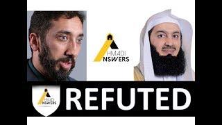 Nouman Ali Khan Exposes Mufti Menk - Truth of Ahmadiyya