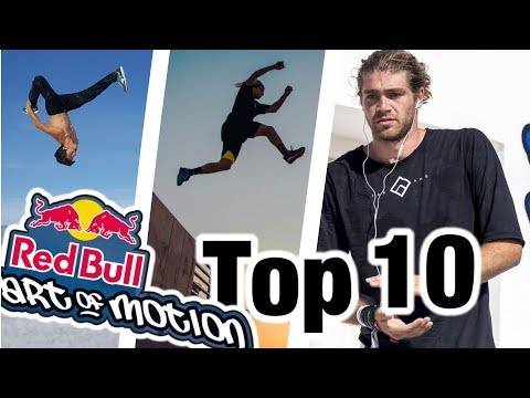 Top 10 Redbull Art Of Motion Submissions 2019