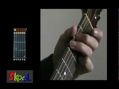 JIngle Bells - How to Play Guitar Chords in G