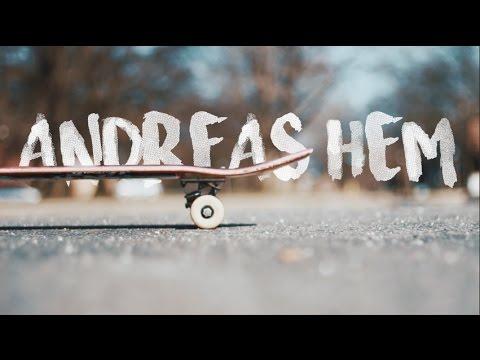 ANDREAS HEM Inspired Skateboarding EDIT! (JON OLSSON'S EDITOR)