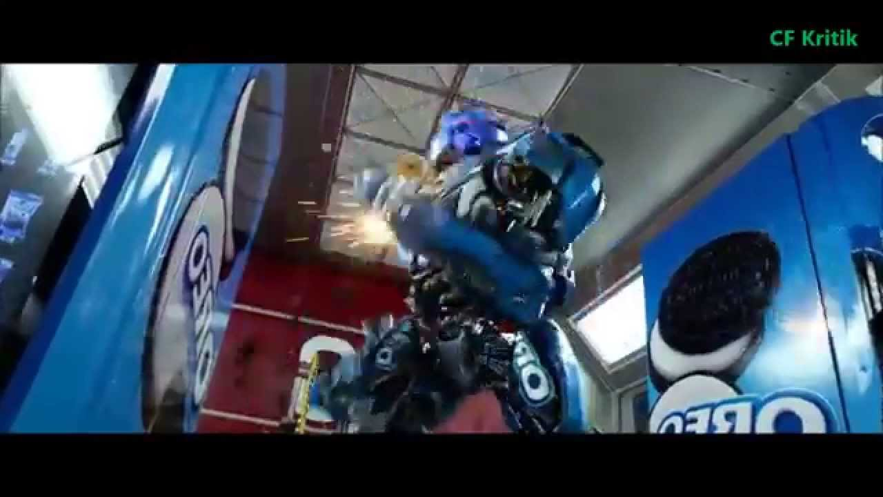 Transformers 4 Age Of Extinction Oreo Ksi Prototype Transformer Scene Hd Youtube