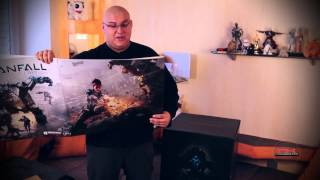 ������������ Unboxing! ���������� ���������� ������� �������������� ������� Titanfall