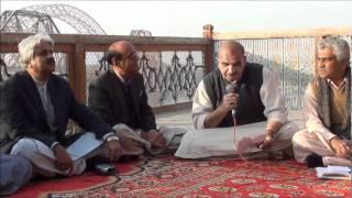 Basant Mushairo (6) Athar Moosani Chup Lafzan Saan (Sindhi Poetry)