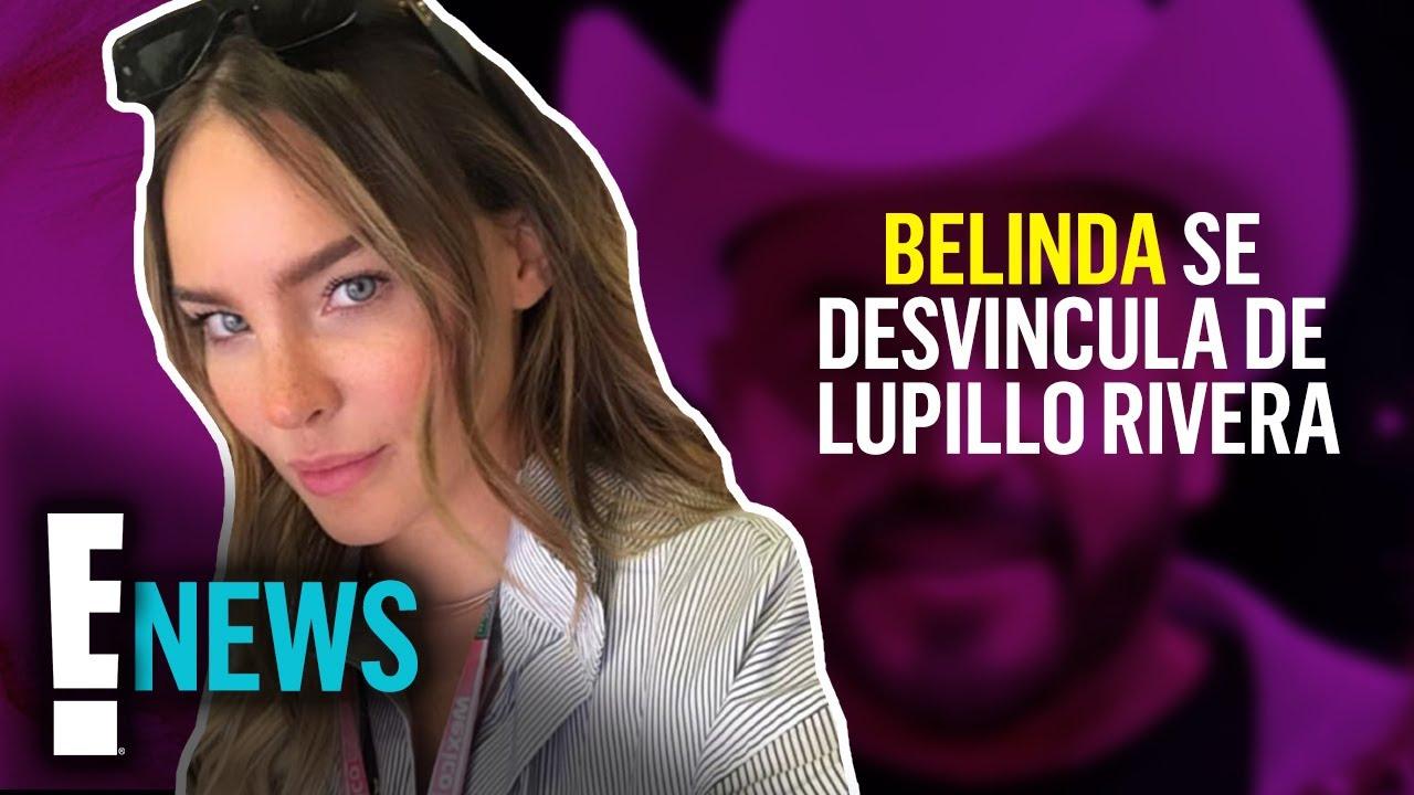 Belinda se desvincula completamente de Lupillo Rivera