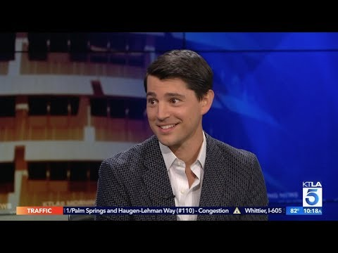 """Nicholas D'Agosto on his Arby's Recommendations &  """"Trial and Error"""""""