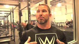 Inside The WWE Performance Center