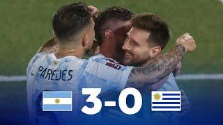 Eliminatorias | Argentina 3-0 Uruguay | Fecha 5