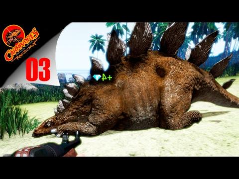 ФАРМИМ КРИСТАЛЫ Carnivores Dinosaur Hunter Reborn