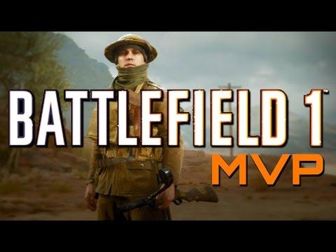Battlefield 1: Assault MVP - 35 Infantry Killstreak (PS4 PRO Multiplayer Gameplay)