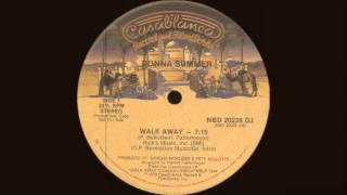 Donna Summer - Walk Away (Casablanca Records 1979)