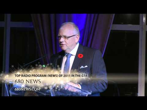 680 News - Top Choice Award 2011