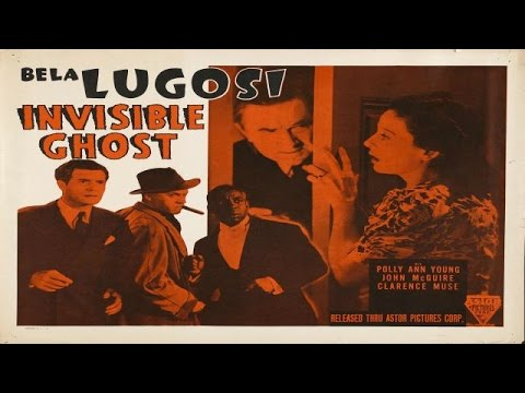 Invisible Ghost (1941) - Bela Lugosi