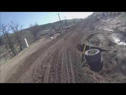 VMX Boise 2016 Rickman -Triumph